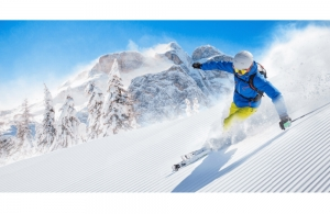 How Skiing Can Harm Your Foot & Ankle